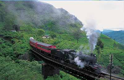 Scenic Train Trip Sri Lanka Tours