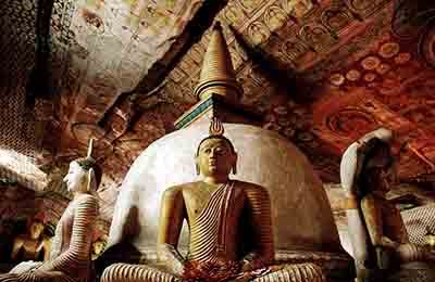 Dambulla Cave Temple Sri Lanka Tours