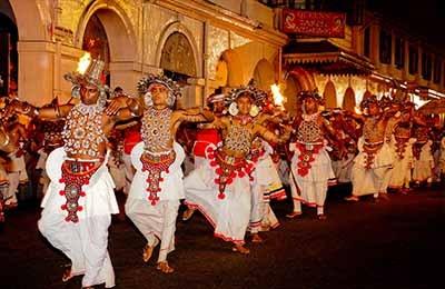 Cultural Show Sri Lanka Tours