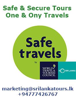 Safe & Secure Tours-Sri Lanka Tours